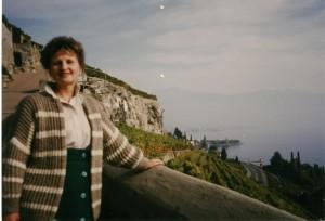 Моя мама, иконописец Туманова Нина Алексеевна
