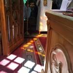 21 июня 2015 года. Собор Санкт-Петербургских святых. Чтение Евангелия и проповедь